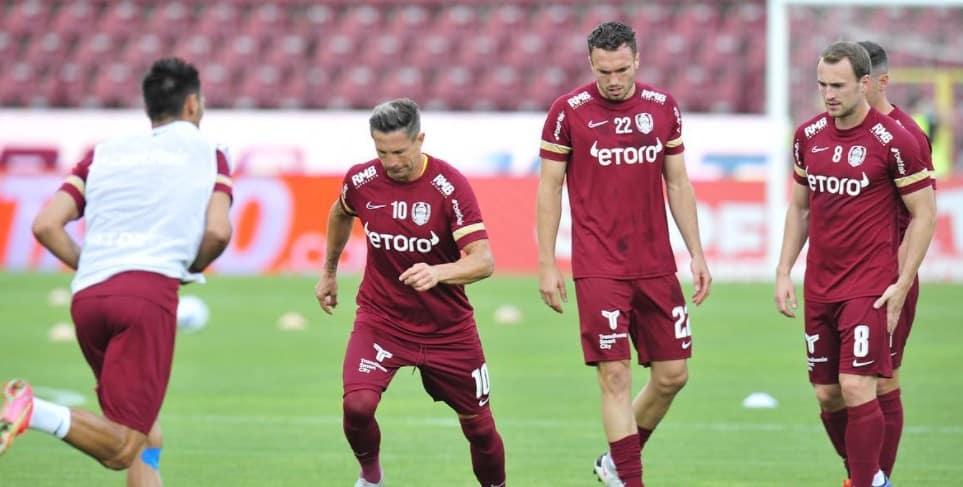Ponturi CFR Cluj vs Chindia Targoviste