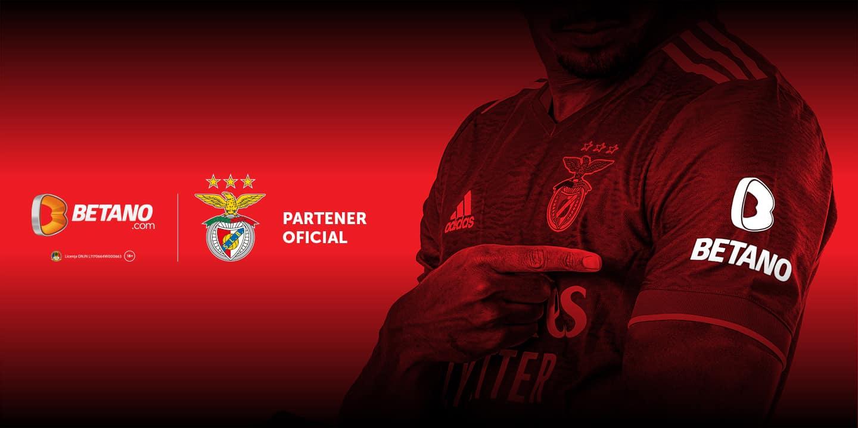 Parteneriat intre Betano si Benfica Lisabona