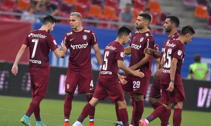 Promotie CFR Cluj vs Young Boys