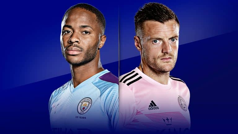 Promotie Leicester vs Manchester City