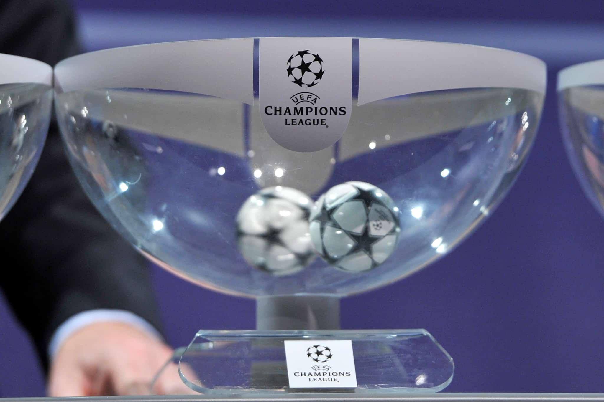 Grupele UEFA Champions League