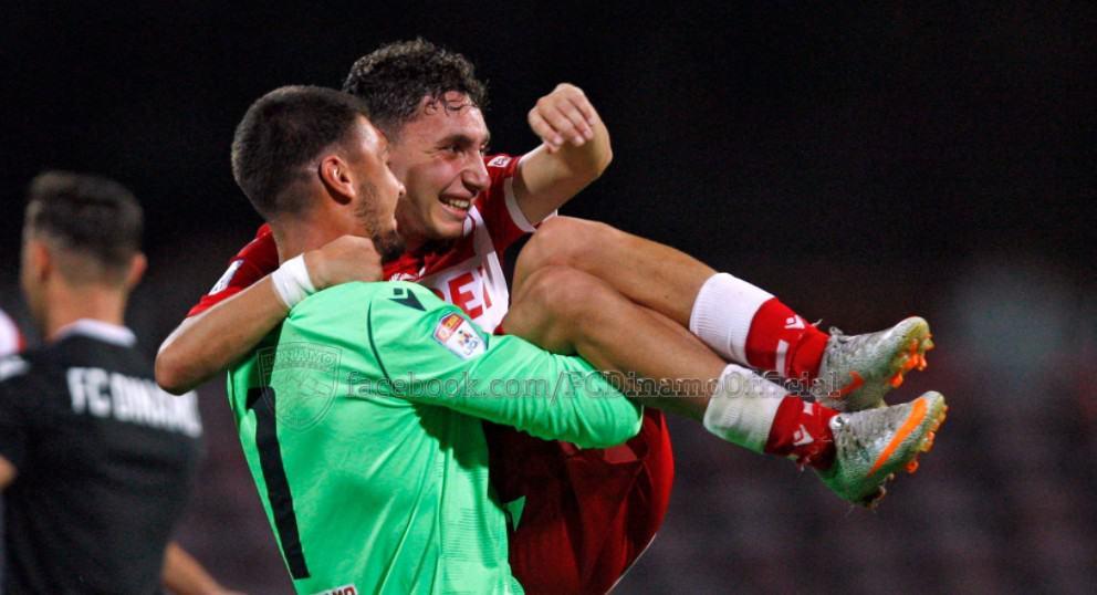 Ponturi Chindia Targoviste vs Dinamo Bucuresti