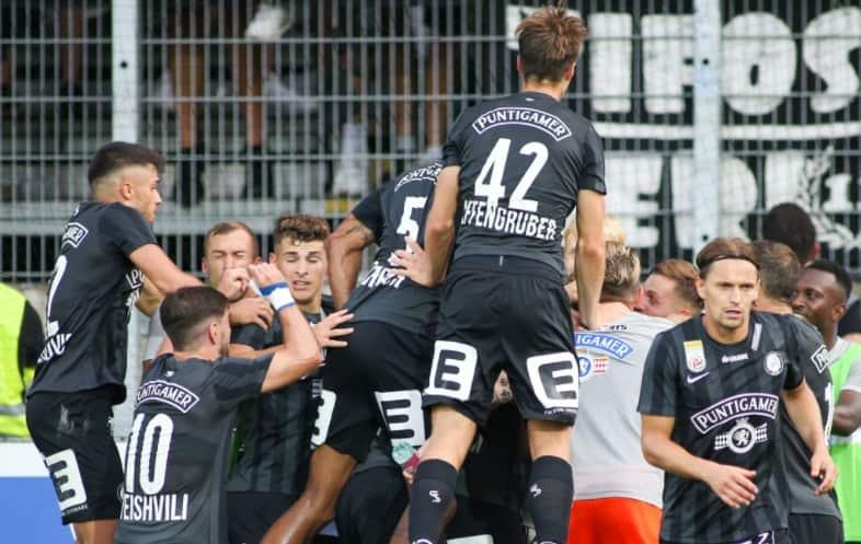 Ponturi pariuri Mura vs Sturm Graz