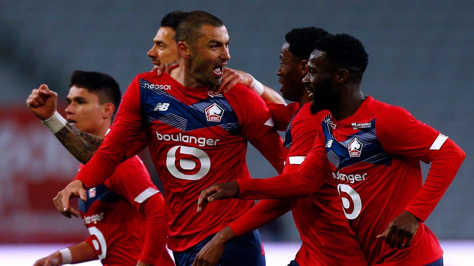 Ponturi pariuri Saint Etienne vs Lille
