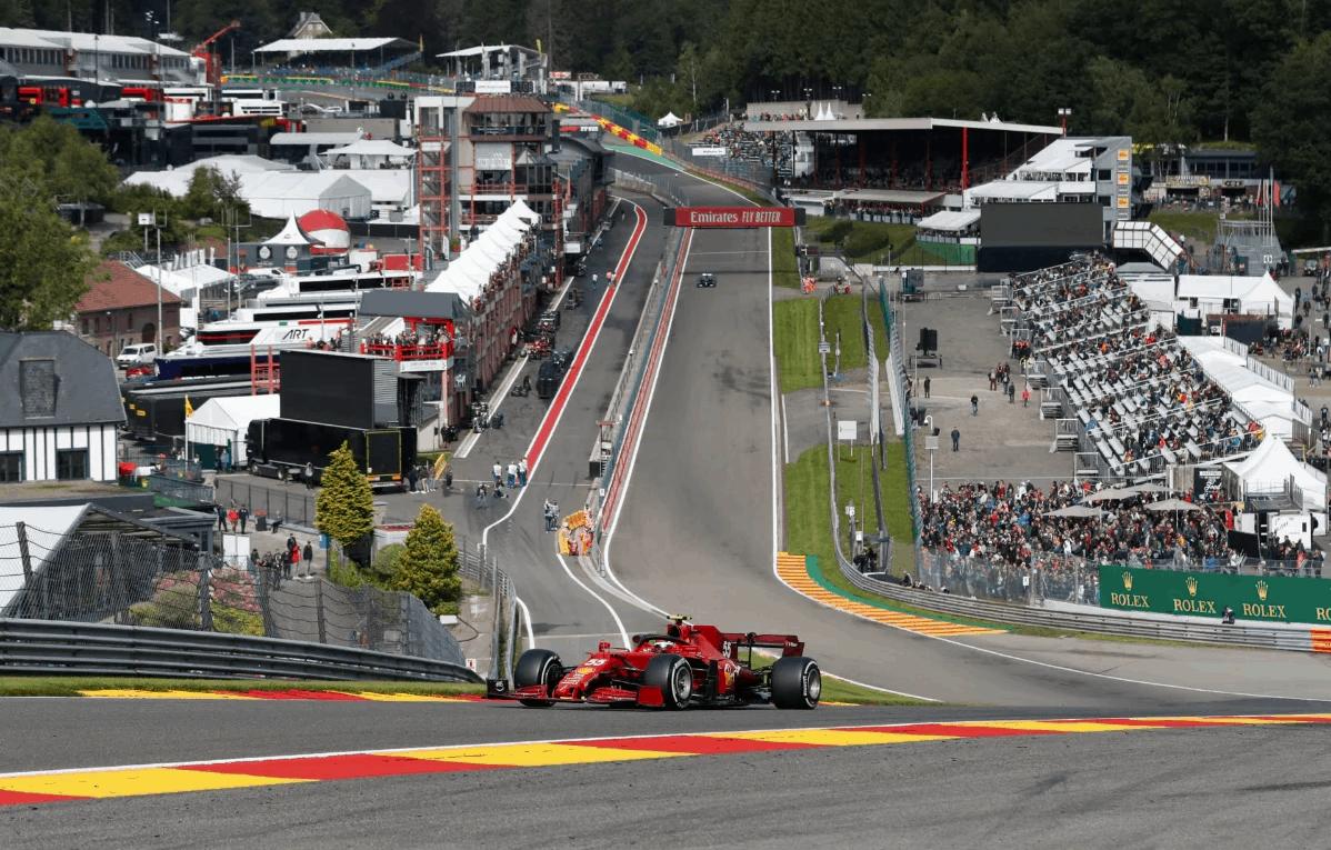 Ponturi Formula 1 - MP al Belgiei 29.08.2021