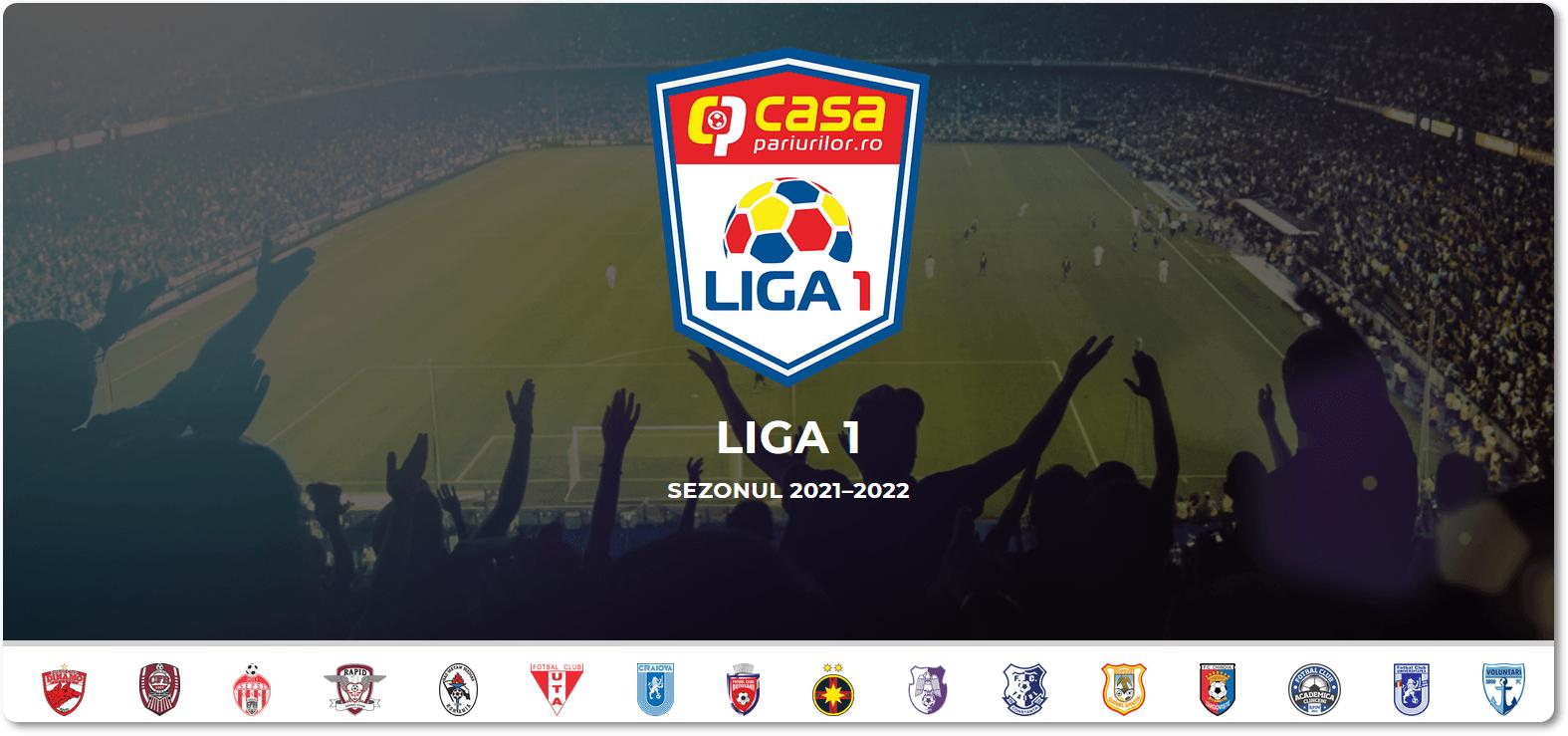 Statistici Liga 1 - 2020/2021