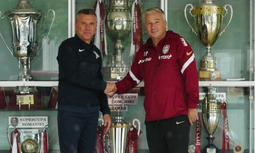 Ponturi pariuri Liga 1 - FC Botosani vs CFR Cluj
