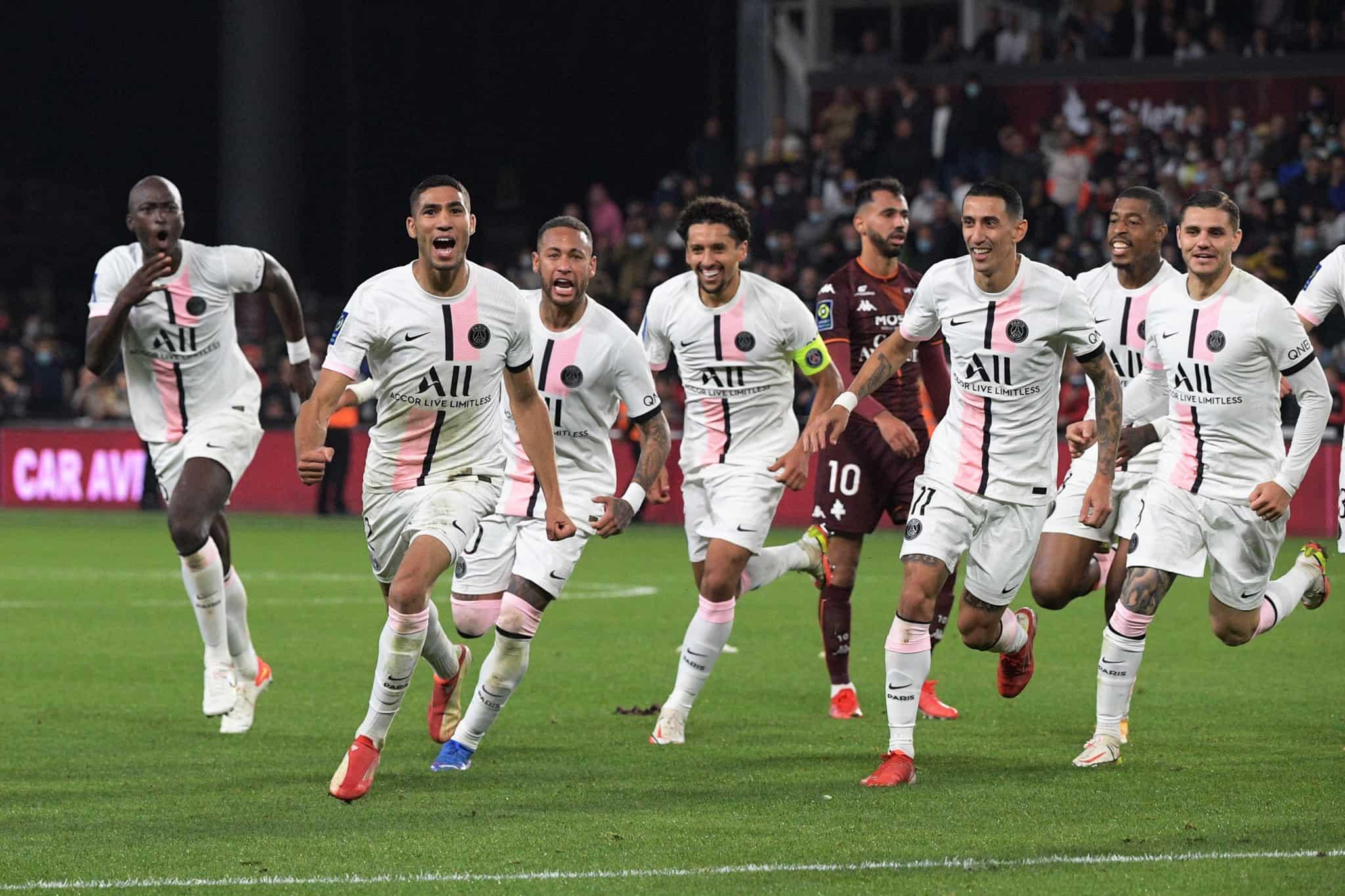 Ponturi pariuri PSG vs Montpellier HSC