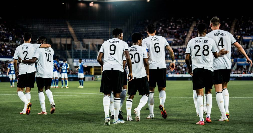 Ponturi pariuri Salzburg vs Lille