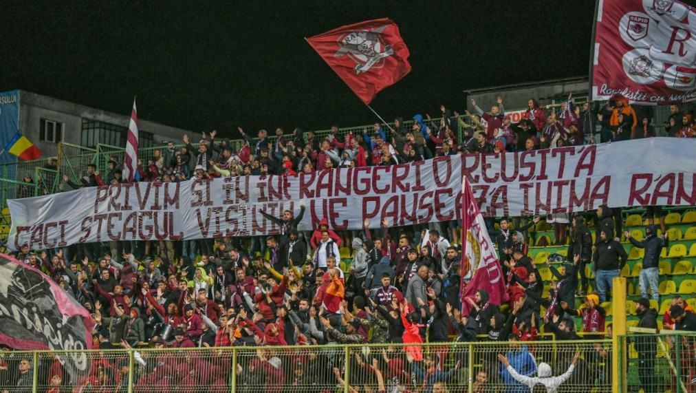 Ponturi Rapid Bucuresti vs FC Voluntari
