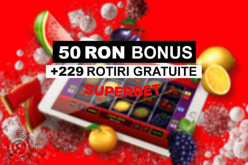 50 ron bonus fara depunere