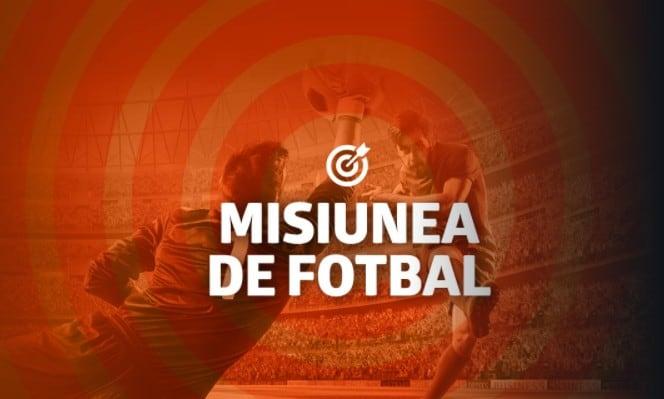 Misiunea de fotbal Betano