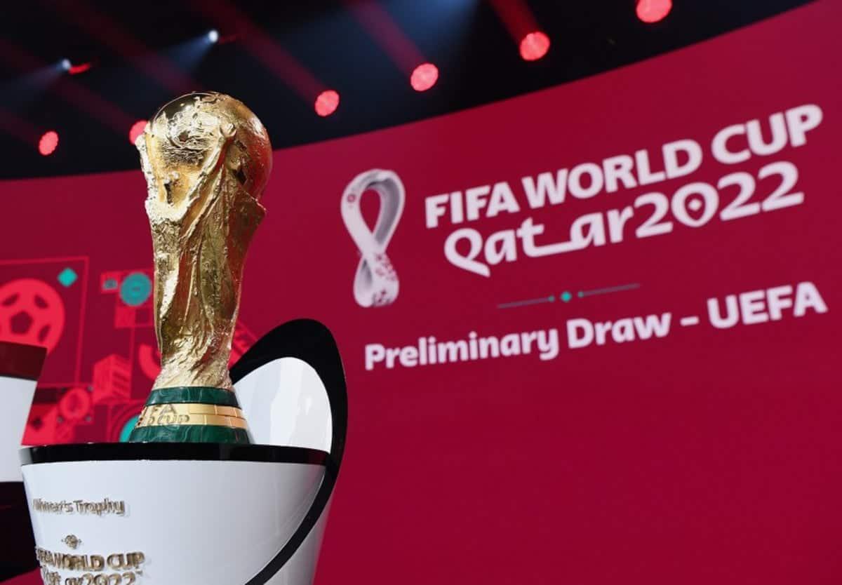 Preliminarii Cupa Mondiala 2022 - clasamentele de pe mapamond