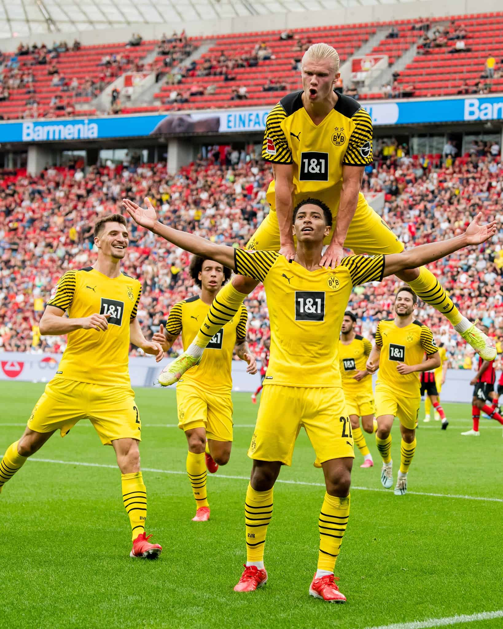 Ponturi pariuri Borussia Dortmund vs Augsburg