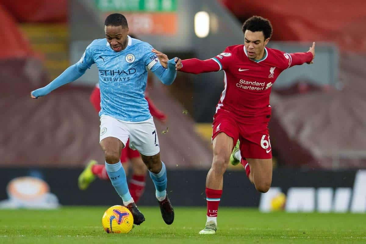 Ponturi pariuri Liverpool vs Manchester City