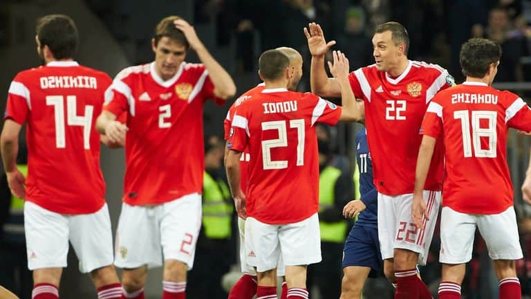 Pronosticuri fotbal Slovenia vs Rusia